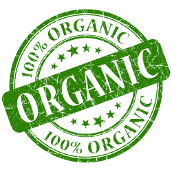 Organic from a famer's market